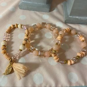 Plunder✨ Flirt Bracelet Set
